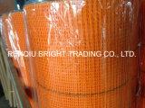 maglia Alcali-Resistente della vetroresina di 120g 5X5mm per i materiali da costruzione