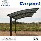 Aluminio y policarbonato resistente al agua Carport B800-1)