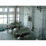 Equipamento destilando do álcôol etílico