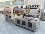 Cadre L Plein-Automatique mastic de colmatage de tissu et machine d'emballage en papier rétrécissable