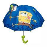 子供の女の子の男の子の新型の漫画3Dのポップアップ耳のドームのホックの傘雨Brollyのギフト