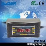 Suoer LCD Bildschirmanzeige-Universalladegerät 12 Volt-Ladegerät (SON-1210D+)