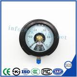 Лучший продукт - взрывозащищенное Yjtx электрический контакт манометр