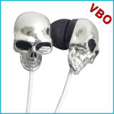 Modo Jewelry Earphone e MP3 Music Player MP3 MP4 Skull Earphones