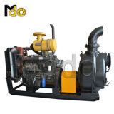 4 дюймов водяного насоса дизельного двигателя