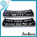 Universal de metal personalizados Autoadhesivos adhesivo emblema logotipo Badge