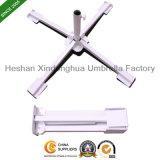 Foldable鋼鉄十字の屋外の日傘ベース(UB-001SC)
