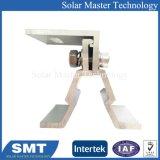 Des rails en aluminium PV SOLAR toit de tuile de Montage Panneau Solaire système de Kit de fixation du support