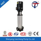 Bomba de água de vários estágios vertical para o sistema da purificação