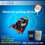 Het vloeibare Rubber van het Silicone voor Elektronische Kring