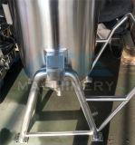 Bens móveis de aço inoxidável com o agitador do tanque de mistura de líquidos