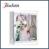 Изготовленный на заказ подарки венчания упаковывая напечатанные бумагой мешки подарка несущей