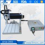 아크릴은 MDF PVC 알루미늄 6090 광고 탁상용 소형 CNC 대패 기계를 난입한다