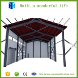 La Chine préfabriqués Structure en acier galvanisé de dessins de conception de délestage de l'entrepôt