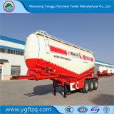 De nieuwe Verticale BulkTanker van het Cement 40-60m3/Aanhangwagen van de Vrachtwagen van de Tank de Semi
