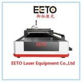Cortador do laser da fibra da engrenagem e da cremalheira 700W de Yyc para o aço de carbono