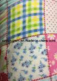 Tessuto polare pesante 100% del panno morbido del poliestere per la coperta/pattini