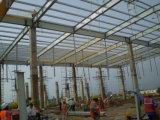 큰 경간 Prefabricated 강철 구조물 강철 공장 기업 건물 창고 작업장 사무실 별장 체조 금속 건물