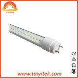 Alta luz del tubo de la salida 18W T8 LED de los lúmenes
