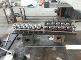automatische het Rechtmaken van de Buis van het Koper van de Airconditioner van 9.52mm Machine