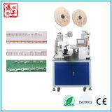 DG-602 het automatische CNC Knipsel die van de Kabel Verdraaiend Plooiende Machines ontdoen van