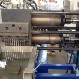 Les Flocons de bouteilles PET Copeaux en plastique Pelletzing Machine de l'extrudeuse