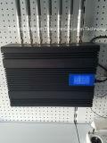 Manpack Ai Jammer com painel de toque digital para 2G3g5g4glojack com função de controle remoto.