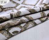 Rechthoekig Patroon van de Jacquard van de Stof van de Bank zonder Chenille