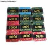 Азартные игры продукты пластмассовые Козыря Pocke формы