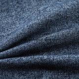 2018年の編まれた明白な織布