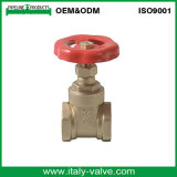 Ce Certified Brass Forging Gate Valve (AV4032)
