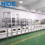 Linea di produzione a tre fasi automatica dello statore di bobina del motore di Electirc macchina con telecomando