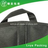 Saco de vestuário Foldable não tecido da tampa do terno para a proteção