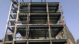 cubierta de acero galvanizada 770m m para el edificio de la estructura de acero
