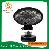 John Deere 4X4 LED 일 빛, 고성능 LED Offroad 작동 빛, 차 Nsl-2408V-24W를 위해 모는 LED