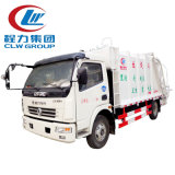 Тележка Compactor отброса Dongfeng 4X2 10000L классицистическая для сбывания