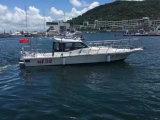 Barco elevado de Spped do barco do barco de pesca UF32 FRP