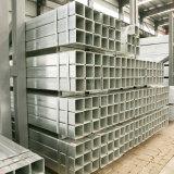 熱い浸された電流を通された正方形の空セクションによって溶接される鋼管