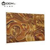 Oxyde de magnésium de l'intérieur décoratifs Non-Toxic Panneaux muraux