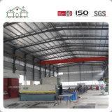 China Proveedor Prefabricados de estructura de acero galvanizado taller y almacén