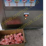 На заводе хорошего качества бесплатно 6 пресс-форм Popsicle цена машины