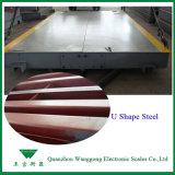 Le service SCS80 tonne 3x12m pont bascule de bonne qualité à moindre coût pour la vente