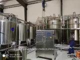Projeto automático da produção da bebida do suco do frasco do animal de estimação