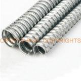 Acero galvanizado eléctrico corrugado conducto flexible