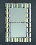 Argento di modo e specchi decorativi dello specchio compatto della parete dell'oro