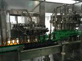 Автоматическая машина завалки стеклянной бутылки ликвора пива вина водочки спиртного питья