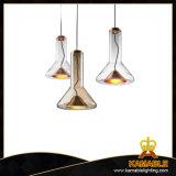 De moderne LEIDENE van het Glas van de Eetkamer Decoratieve Verlichting van de Tegenhanger (md10605-1-300)