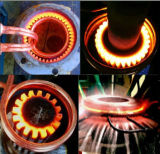 기계를 냉각하는 유도 가열 기계 어닐링