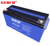 La mejor batería para la batería profunda solar 12V 150ah del ciclo de la luz de calle de la energía solar