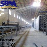 中型容量の中国の石膏ボードの製造のプラント